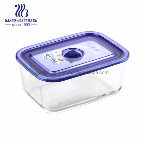 China 7 Inch Transpa Pyrex Gl Food Container