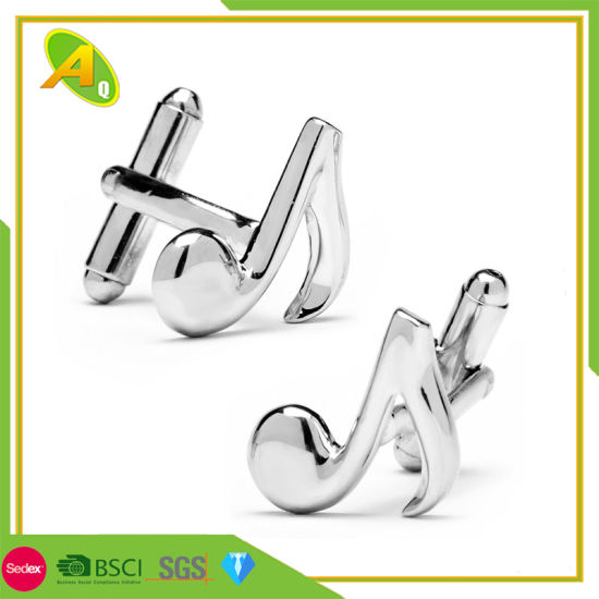 BSCI Free Samples Gold Fashion Cuff Link (095)