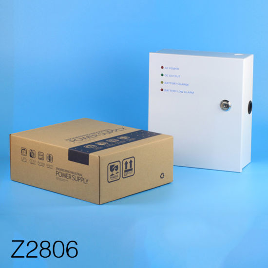 Z2806 Power Supply Computer Accessories Customized Design Printing Foldable Box Manufacturer