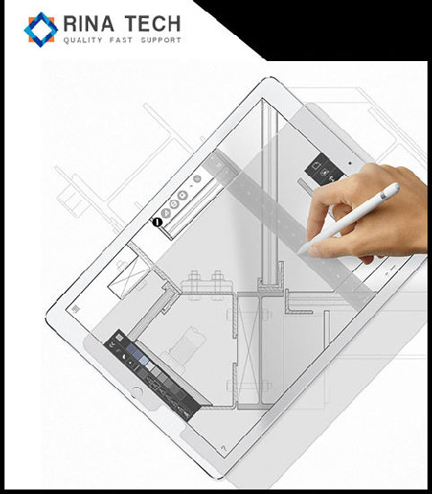 Wholesale Supplier Screen Protector Film for iPad pictures & photos