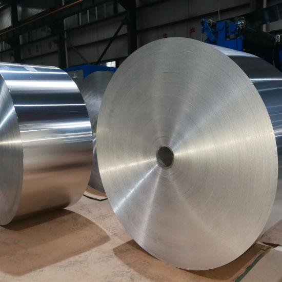 China Mill Finish Aluminum Strip Aluminium Coil Customized Thickness