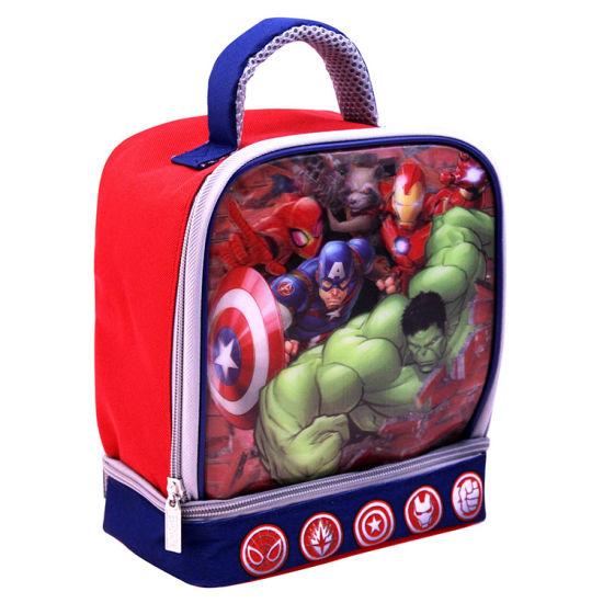 OEM Lightweight Reusable Insulated Kids Cooler Lunch Bag