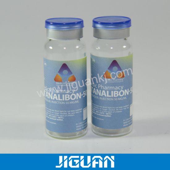 Reasonable Price Essential Oil 10ml Glass Vial Bottle