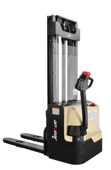 1.4t, 1.6t Hot Sale Walkie Electric Stacker pictures & photos