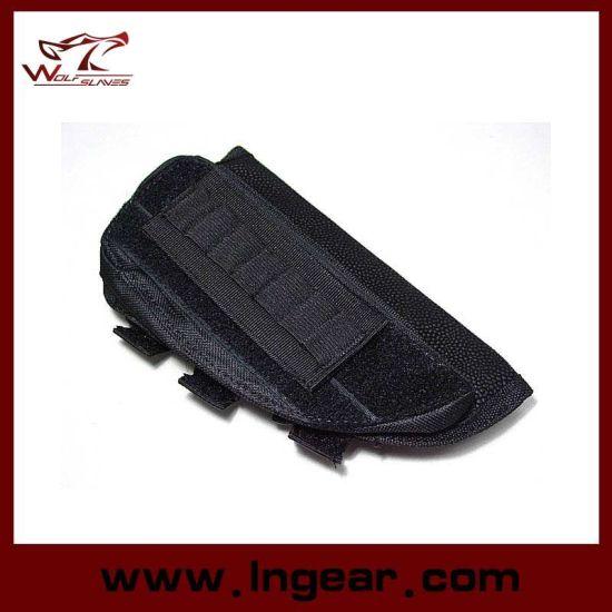 China Tactical Airsoft Shotgun Rifle Ammo Pouch Cheek Pad