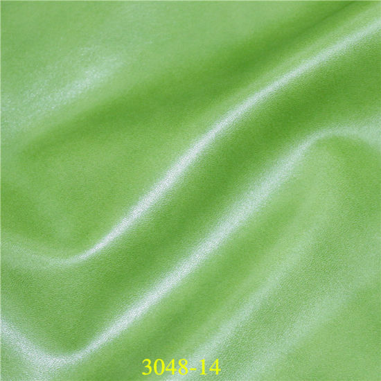 Zero DMF Artificial PU Leather for Shoes, Bags, Furniture, Upholstery pictures & photos