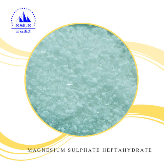 Hot Sale Magnesium Sulphate Mgso4 with High Quality pictures & photos