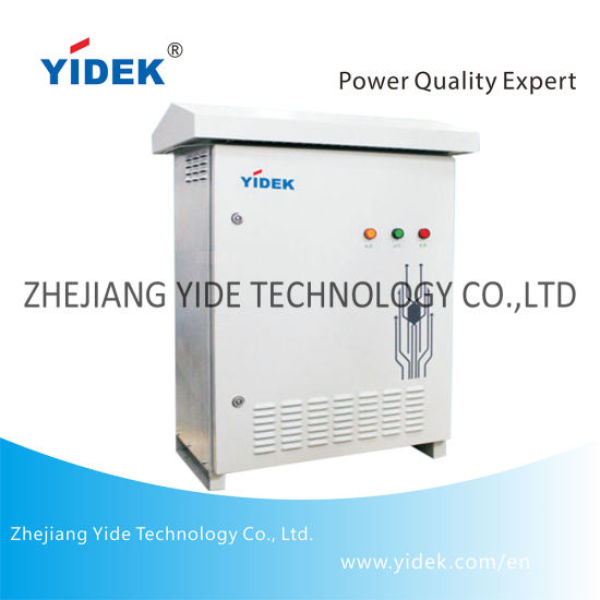 Yidek Ydk-AVR Three Phase Low-Voltage Power Grid Automatic Voltage Regulator pictures & photos