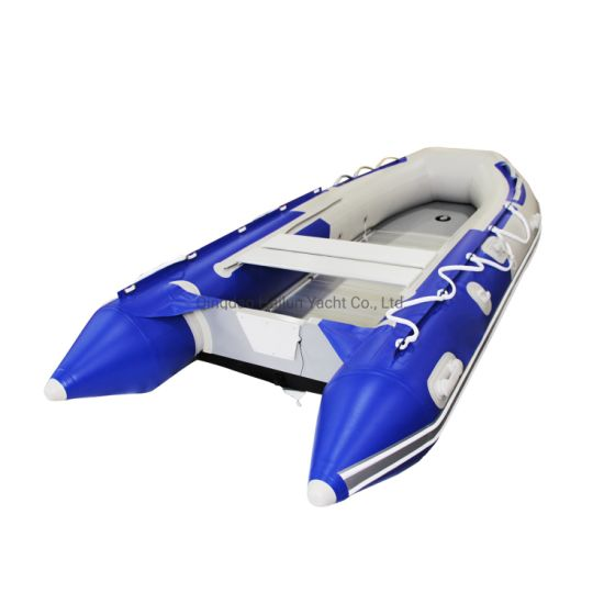 Rowing Boat Inflatable Fishing Boat Rubber Boat Motor Boat Fishing Boat