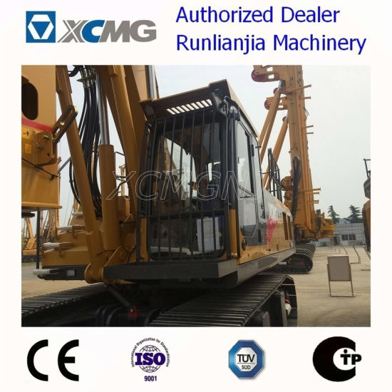 XCMG Xr220d Rotary Drilling Machine with Cummins Engine pictures & photos