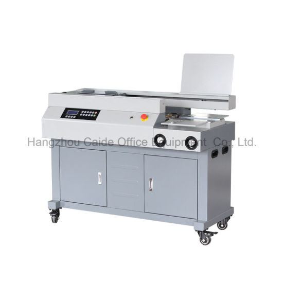 Professional Manufacture Automatic Binding Machine (WD-50DA4) pictures & photos