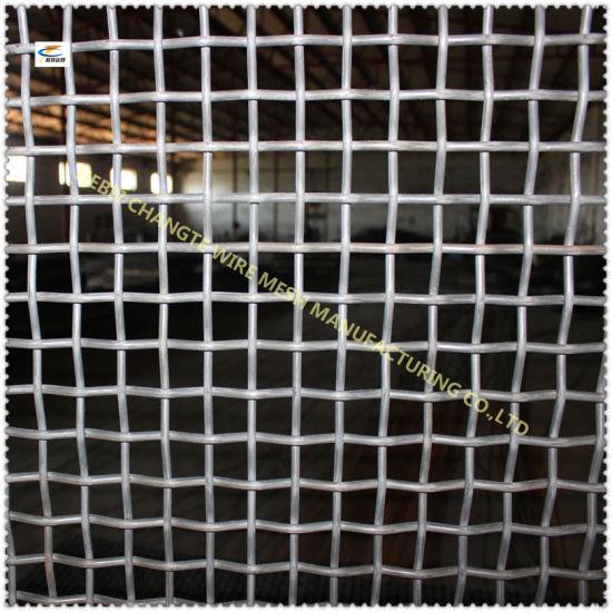 Hot Sale Galvanized Crimped Wire Mesh