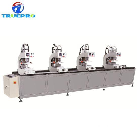 Four Head Welding Machine for PVC Window Door Profile
