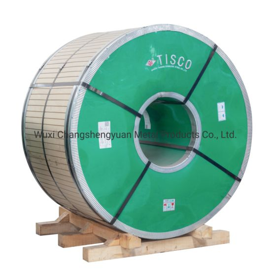 Hot Rolled AISI SUS 201 304 316L 316ti 317 317L 321, 347 347H Stainless Steel Coil with High Quality Factory Price