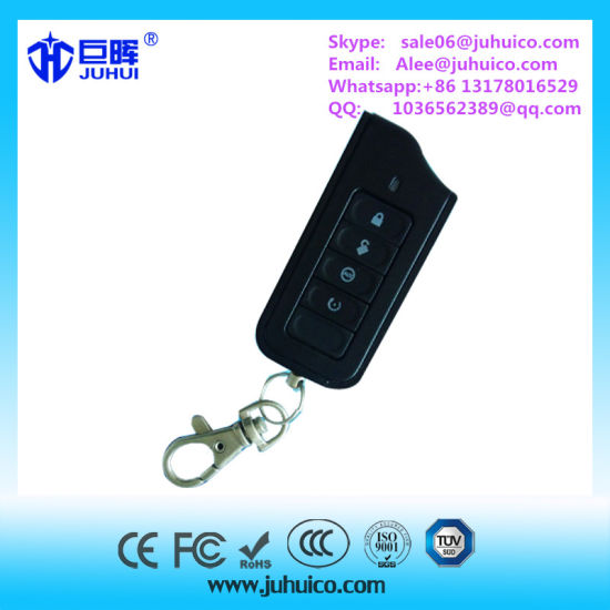 China 315mhz Rf Universal Long Distance Garage Door Remote Control