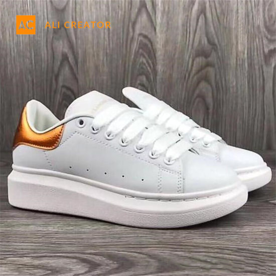 2019 Queen 3m Shoes Desinger Women Men Casual Shoes Oxford Dress Shoes for White Bottom Leather Lace up Wedding Daily Sneaker 35-45 pictures & photos