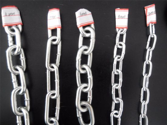 Snow Chains 10mm Short/Long Link Chain pictures & photos