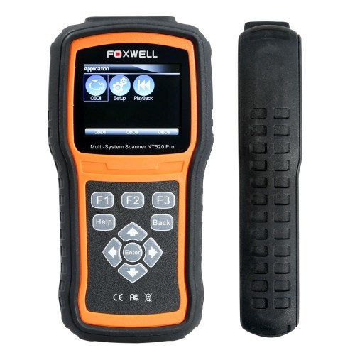 Car Diagnostic Tool Foxwell Nt520 PRO Multi-System Scanner