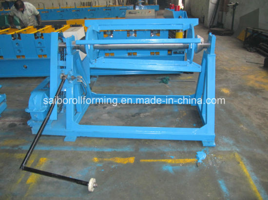 5 Ton Electrical Decoiler pictures & photos