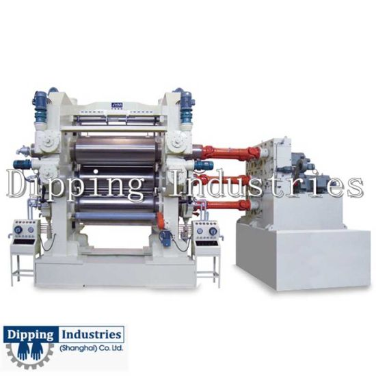 Advanced Calendering Machine for PVC Floor Tile pictures & photos