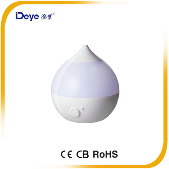 Ds10u-B Design Mini Hybrid Humidifier pictures & photos