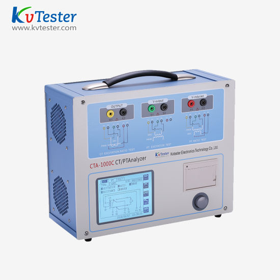 Current Transformer Test Equipment Transformer CT PT Polarity Test pictures & photos