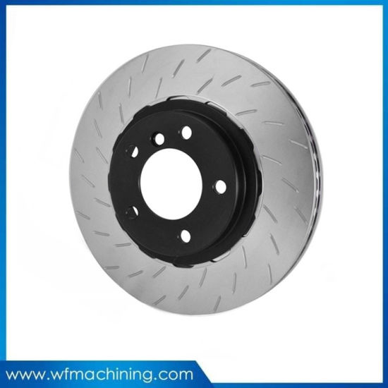 Low Price Wholesale or Custom Cast Iron Brake Disc/Brake Rotor