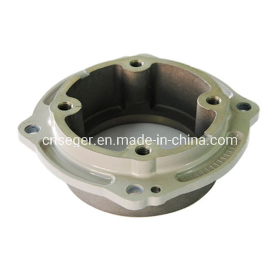 Chinese Factory Aluminum Alloy Die Casting Ship Parts with CNC Machining pictures & photos