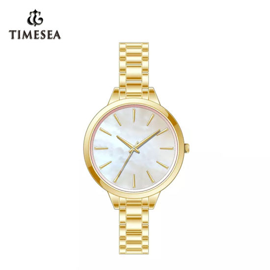 Lady Fashion Gift Swiss Quality Quartz Wrist Watch (71369) pictures & photos