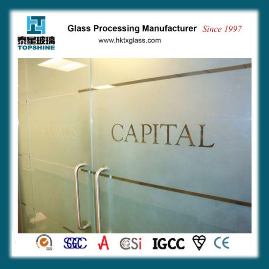 Frosted Glass Bathroom Door U0026 Window Acid Etched Glass Shower