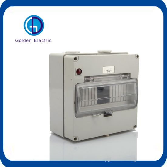 IP66 PV System Use Circuit Breaker Enclosure