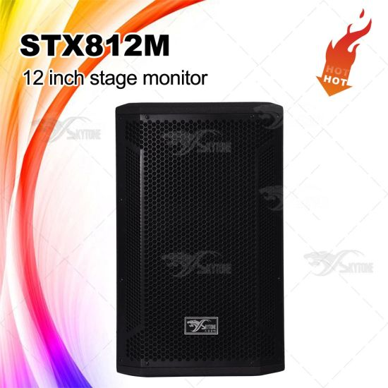 Stx812m Sound System PRO Audio Stage Loud Speaker pictures & photos