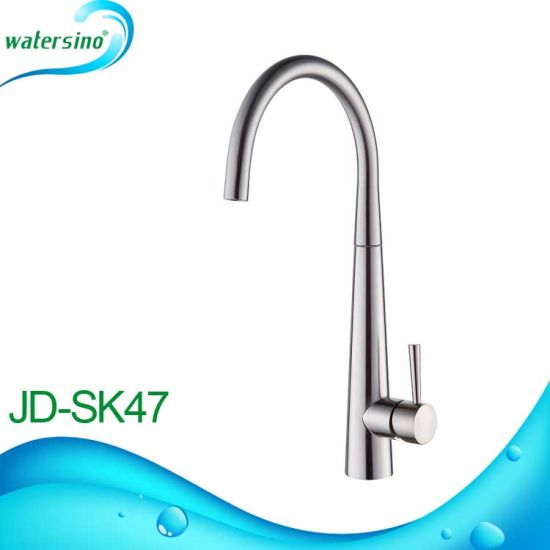 Sanitary Ware Kitchen Tap No Lead Kitchen Faucet Mixer for Sink pictures & photos