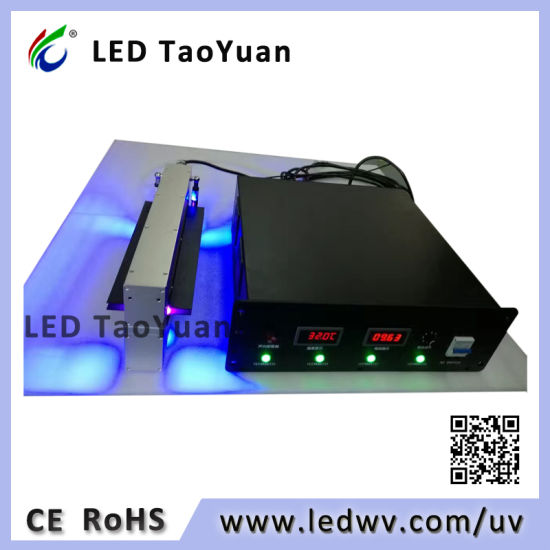 UV LED Ink Curing System 385nm 1000W pictures & photos