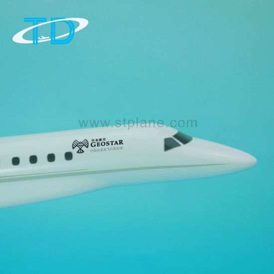 Legacy 650 Scale 1/100 26cm Private Plane Model pictures & photos