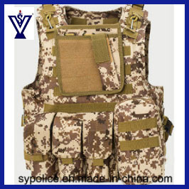 Army Black Military Equipment Tactical Vest (SYSG-223) pictures & photos