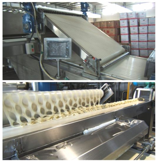 Full Automatic Potato Chips Making Machine pictures & photos