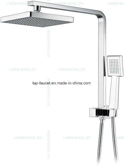Hot Selling Wels Certified Kaiping 7 Years Guarantee Shower Set pictures & photos