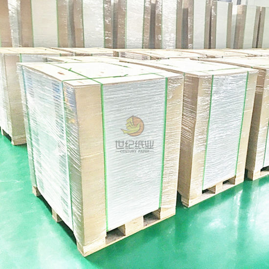 High C2s Glossy Art Paper in Sheet Size for Offset Printing