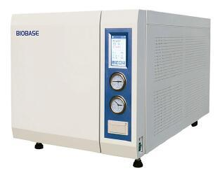 Biobase Bench Top Pulse Vacuum Pressure Steam 45L 60L 80L Class B Table Top Autoclave pictures & photos