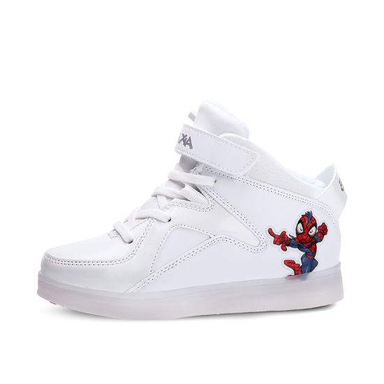 Popular Fashion Kids LED Shoes for Children pictures & photos