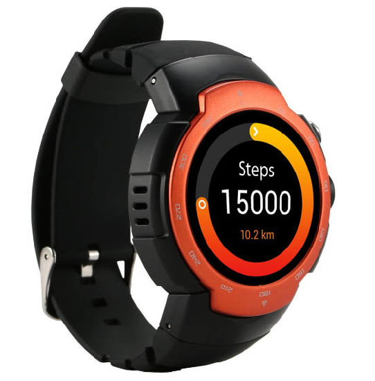 High Quality 3G Android 5.1 Smart Watch Mobile Phone pictures & photos