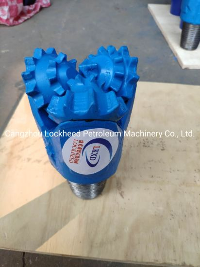 "4 3/4"" Steel Tooth Tricone Water Drill Bit pictures & photos"