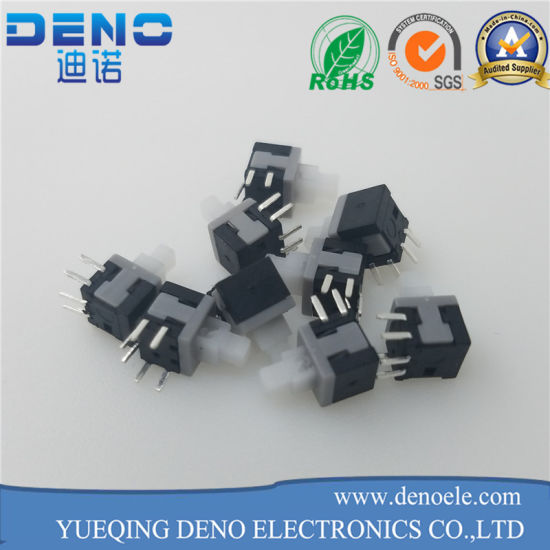5.8*5.8 Self Locking Switch with 6 Feet pictures & photos