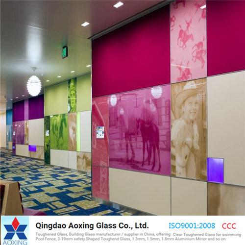 China Dark Bluecolortinted Float Glass For Buildingwindowdoor