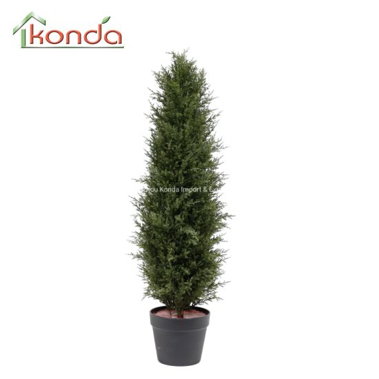 New Design Anti UV Artificial Topiary Grass Ball Tree for Decoration
