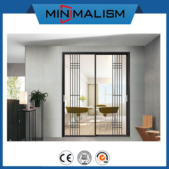 Modern Narrow Side Sliding Door Prices pictures & photos