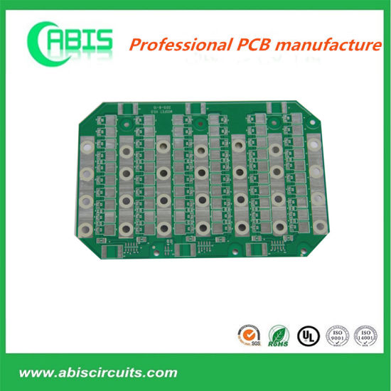 Lead Free HASL PCB, 1oz, 1.6mm, Electronic Part for Electronics Products and Consumer Electronics