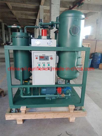 Online Portable Turbine Oil Filtration Plant (TY-50)