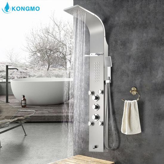 Shower Wall Panel Cabin Bath, Bathroom Shower Panels